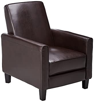 Best Selling Leather Recliner Club Chair  sc 1 st  Amazon.com & Amazon.com: Best Selling Leather Recliner Club Chair: Kitchen u0026 Dining islam-shia.org