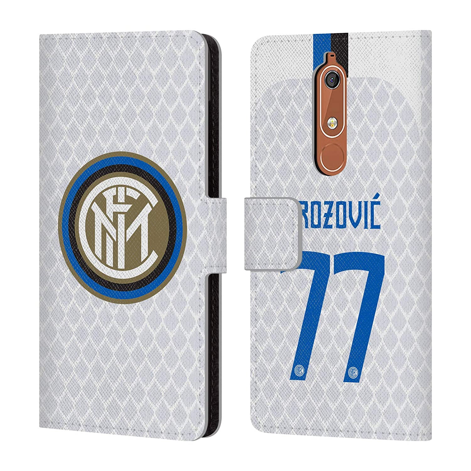Amazon.com: Official Inter Milan Marcelo Brozovic 2018/19 ...