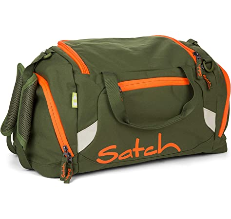 Verde Talla /única ergobag SAT-SLE-001-206 Mochila