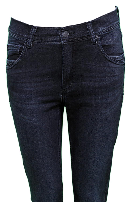 Angels Jeans Damen Jeans Doro dunkelblau