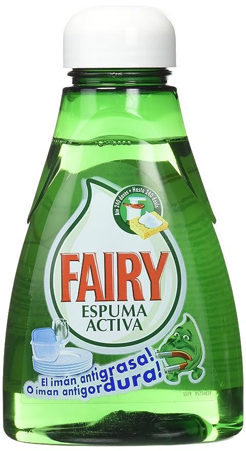 Fairy Espuma activa líquido lavavajillas recambio para dosificador - 375 ml