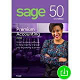 Sage 50 Premium Accounting 2018 U.S. 1-User [Download]
