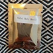 Amazon.com: Orgánica Tulsi – Holy Basil semillas – 300 mg ...