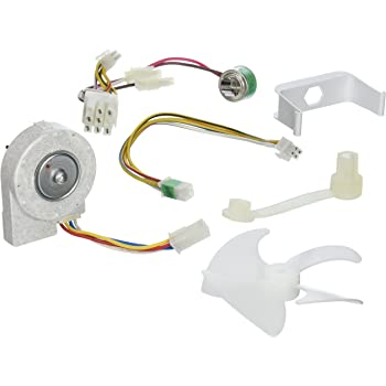Amazon Com Whirlpool 8201589 Evaporator Fan Motor Home