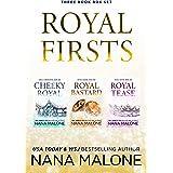 Royal Firsts: Royal Romance