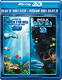 Under the Sea / Deep Sea (IMAX 3D Double Feature) [Blu-ray 3D + Blu-ray]