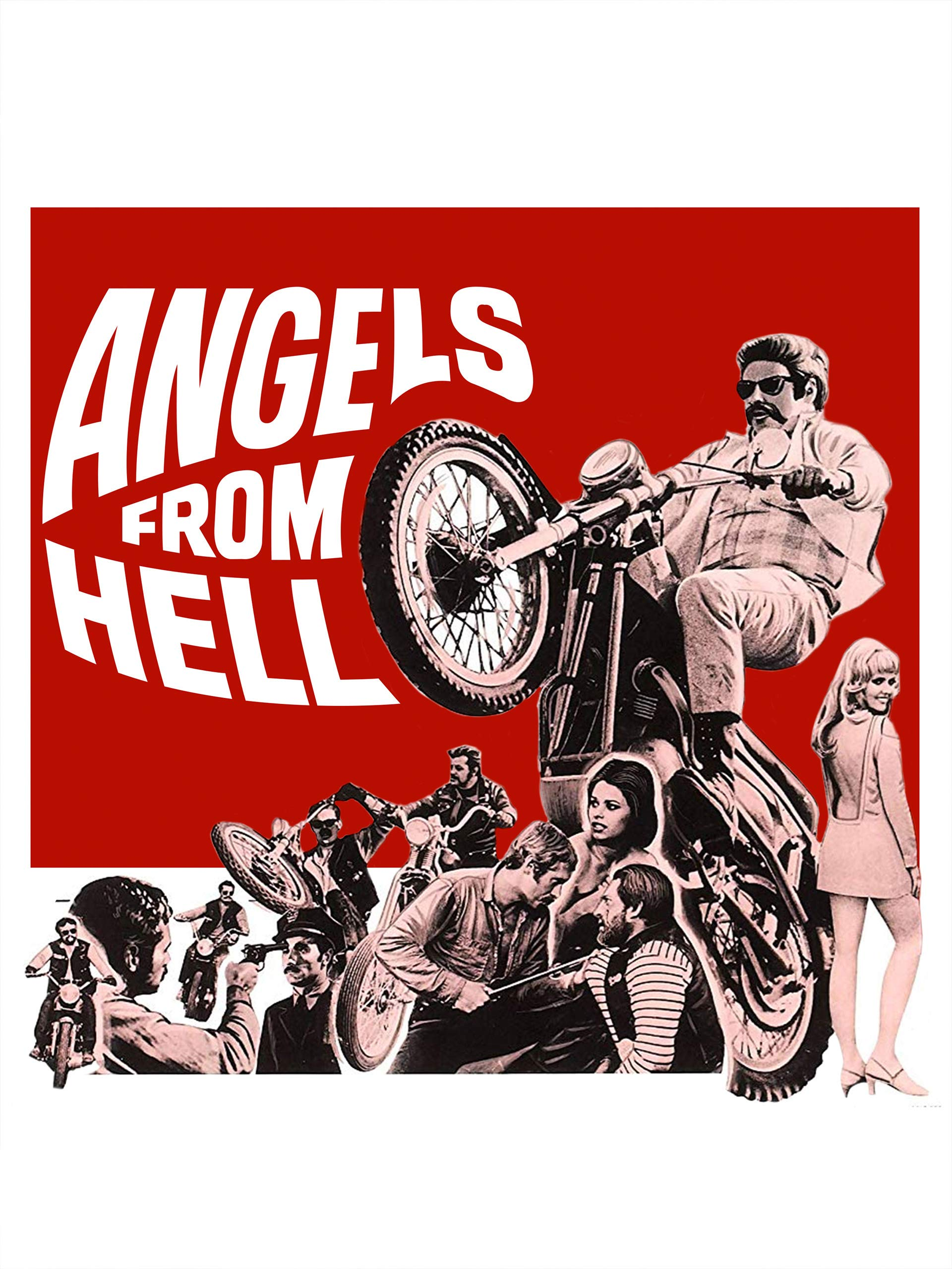 Amazon com: Watch Angels From Hell | Prime Video