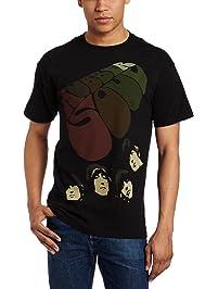 FEA Men's The Beatles Short Sleeve T-Shirt