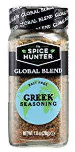 The Spice Hunter Greek Seasoning Blend, 1.0 oz. jar