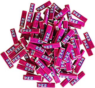 product image for Pez Candy Single Flavor 2 Lb Bulk Bag (Raspberry) Pink Candy