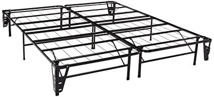 Amazon Com Best Price Mattress Innovated Box Spring Metal Bed Frame