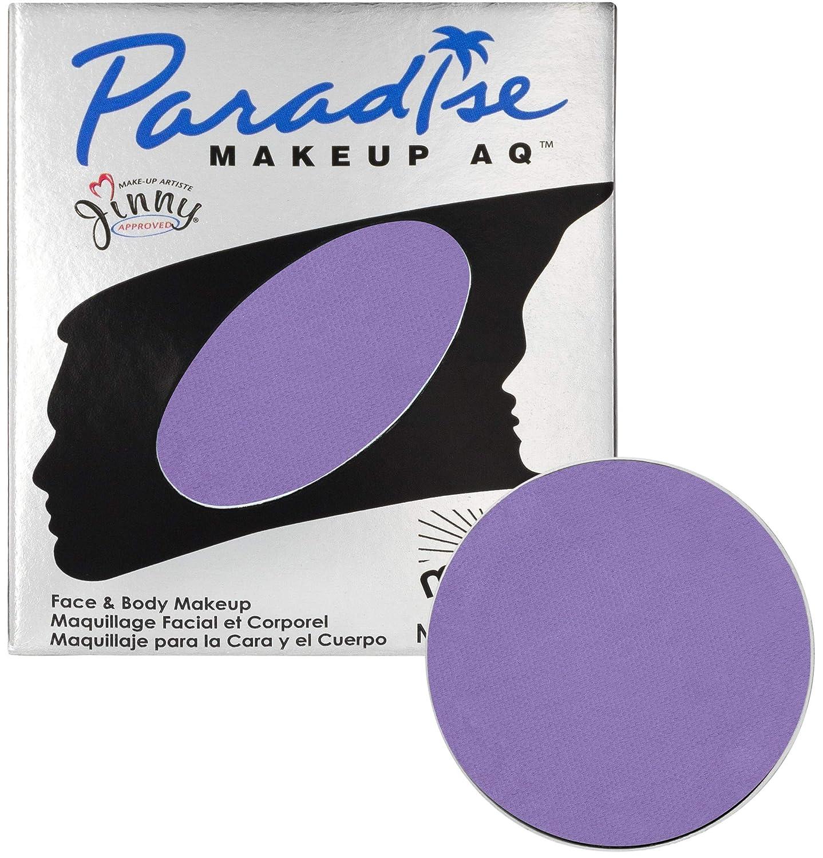 Mehron Makeup Paradise Makeup AQ Refill (.25 oz) (PURPLE)