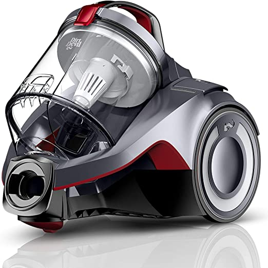 Dirt Devil Rebel 25 HF - Aspiradora (700 W, A, 25,2 kWh, 220-240 ...