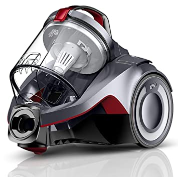 Dirt Devil Rebel 25 HF - Aspiradora (700 W, A, 25,2 kWh, 220-240, 50/60, Aspiradora cilíndrica): Amazon.es: Hogar