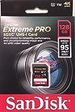 Sandisk SDXC カード Extreme PRO 128GB UHS-I U3 V30 Class10 対応 最大読込速度 95MB/s 書込速度90MB/s SDSDXXG-128G サンディスク [並行輸入品]