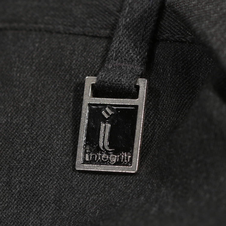 XS Black Grey 3XL Generous Fit Wider Waist Shorter Leg Boys Sturdy Fit School Trousers Plus Fit Elasticated Waist Ages 7-16