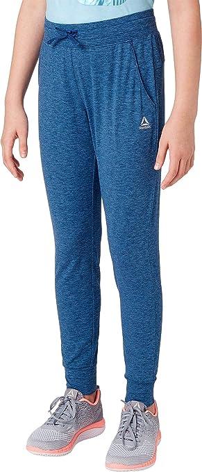Reebok 24/7 - Pantalones de chándal para niña: Amazon.es: Deportes ...