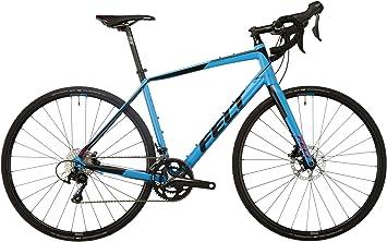 Felt VR30 - Bicicletas ciclocross - Turquesa Tamaño del cuadro 58 cm 2017: Amazon.es: Deportes y aire libre
