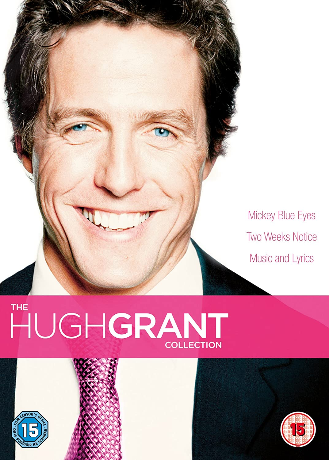 Amazon Com Hugh Grant Collection Mickey Blue Eyes Music And Lyrics Two Weeks Notice Dvd 2011 Movies Tv