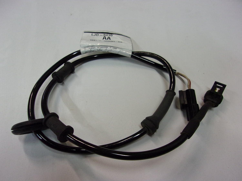 NEW FOR JAGUAR XJ8 XJR 1997 FRONT REAR ANTI LOCK BRAKE ABS WHEEL SPEED SENSOR
