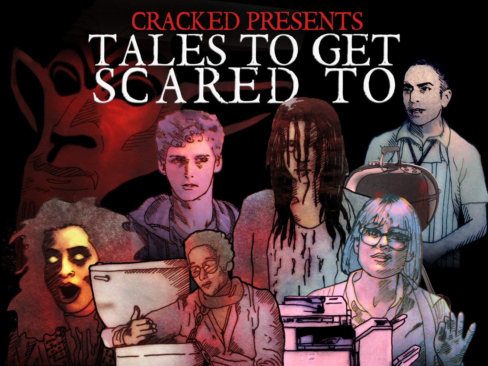 Tales To Get Scared To on Amazon Prime Video UK