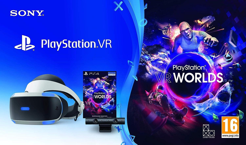 PlayStation VR Starter Pack - PlayStation 4 [Importación inglesa]