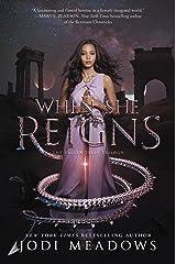 When She Reigns (Fallen Isles) Hardcover