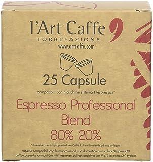 L Art Caffè Espresso Professional Capsule Compatibili Con Macchine