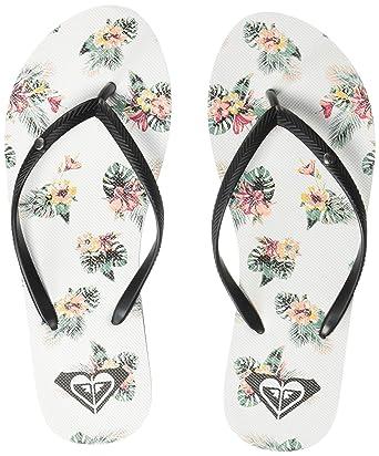 237143864d7 Roxy Women s Bermuda Flip Flop Sandels Sandal White Hacienda 8 M US   Amazon.ca  Industrial   Scientific