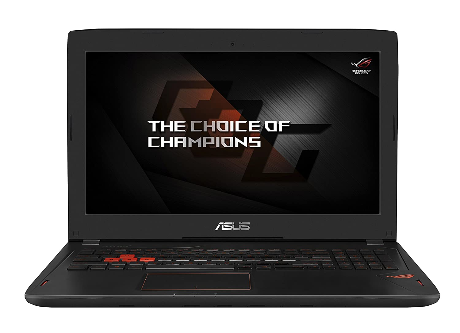 ASUS ROG GL502VS-FY043T 2.6GHz I7-6700HQ 15.6