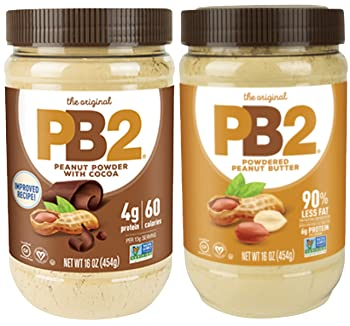 PB2 Peanut Butter and Chocolate Peanut Butter Bundle