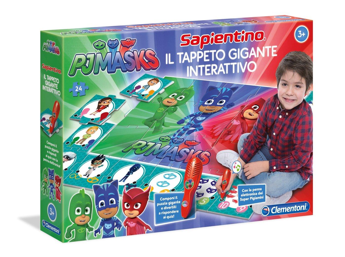 Clementoni 13304 - Frozen Tappeto Gigante Interattivo Clementoni Spa Italy