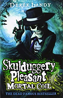 Image result for skulduggery pleasant dark days