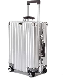 d399050437 ビルガセ(Vilgazz) スーツケース アルミ・マグネシウム合金ボディ 軽量 キャリーケース 機内持