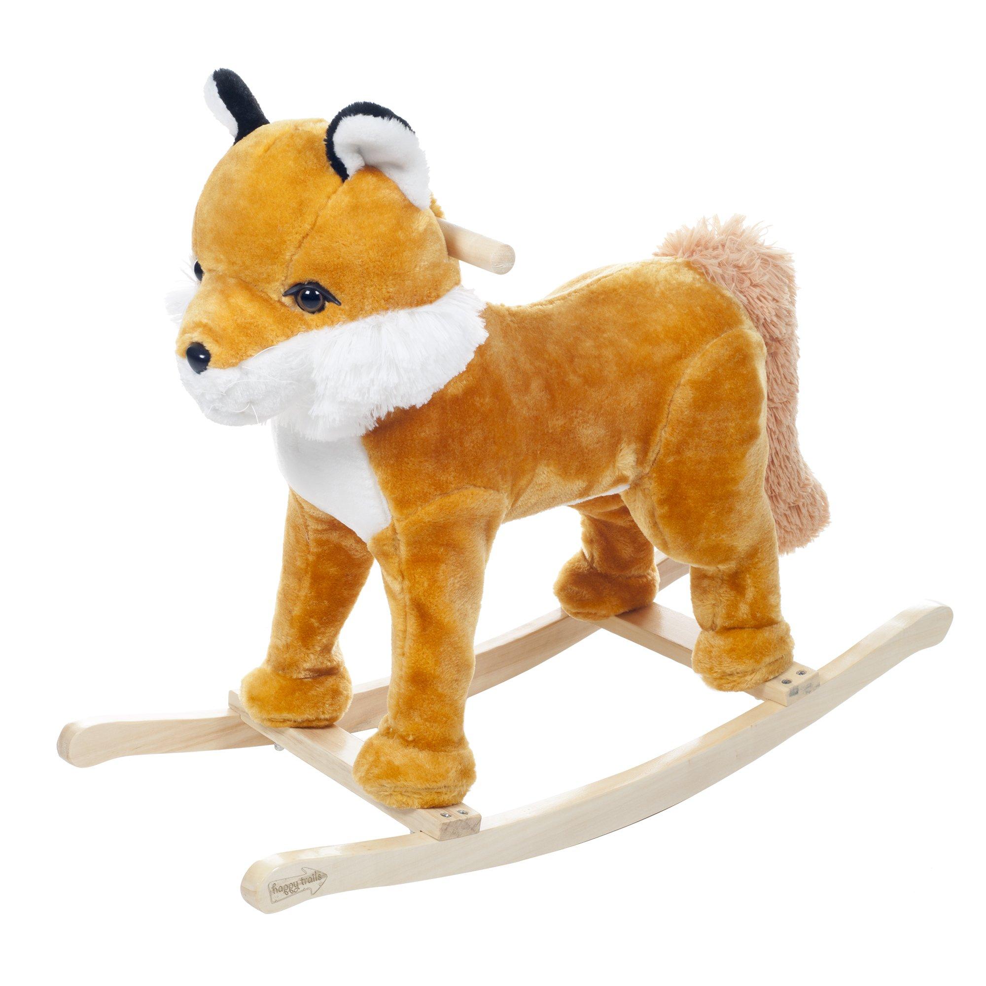 Happy Trails Rocking Felix The Fox Ride On