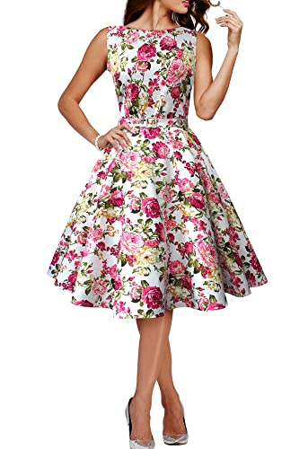 "BlackButterfly Abito vintage anni '50 ""Audrey"" Divinity"