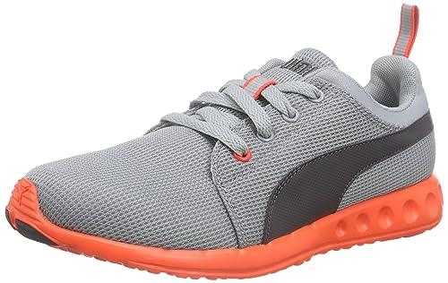 9b3f1ff4301 Puma Carson Runner - Zapatillas de Running de Material Sintético para Mujer  Gris Grau (Quarry-Asphalt 14) 37  Amazon.es  Zapatos y complementos