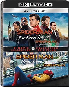 Spider-Man: Far From Home / Spider-Man: Homecoming [Blu-ray]