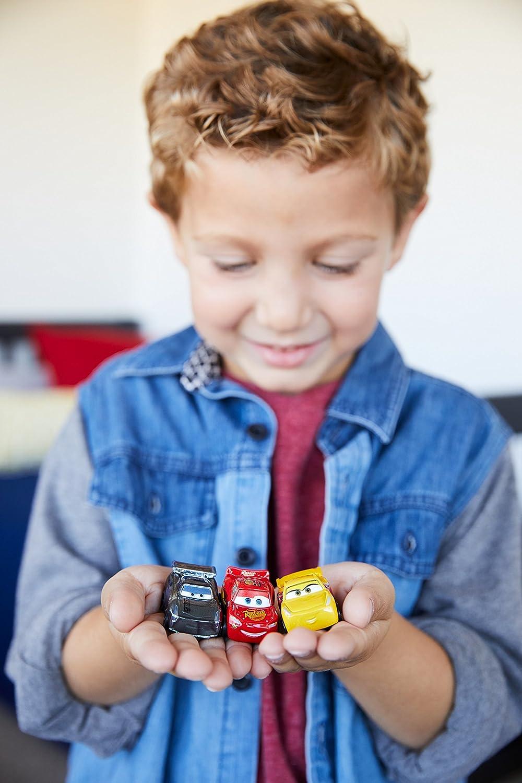 Disney Pixar Cars Mini Racers Glow-in-the-dark Series 3-Pack