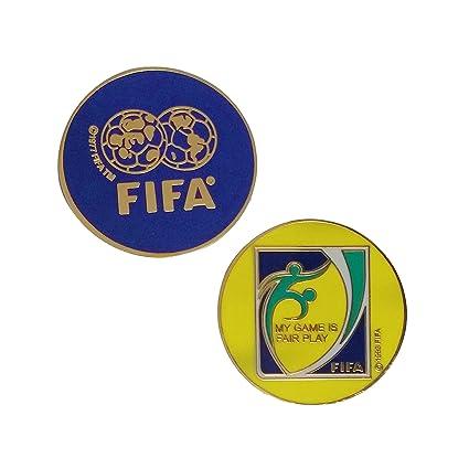 Amazon Com Soccer Football Referee Flip Toss Coin Sports