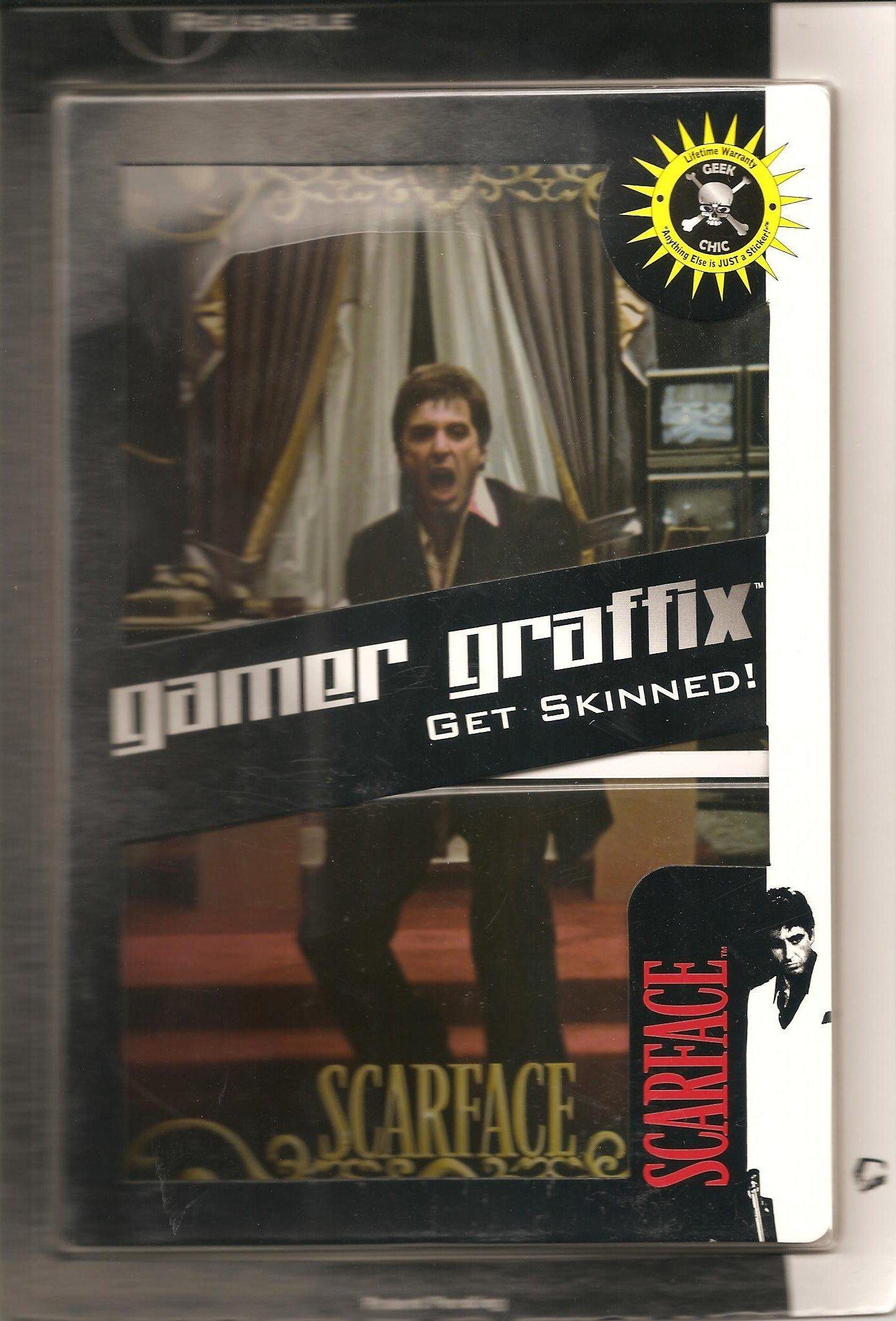 Gamer Graffix PS2 Skin Scarface Standoff