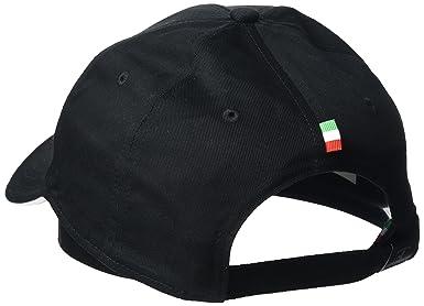 CAPPELLO FERRARI NERO  Amazon.it  Abbigliamento 218200c7ae4d
