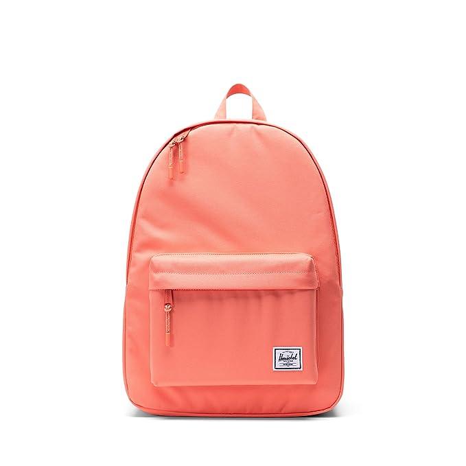 Herschel Classic Backpack, Fresh Salmon, One Size