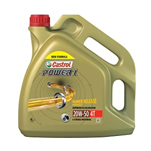 CASTROL POWER 1 20W50 4T 4Litros