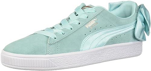 Donna PUMA Donna  Suede Bow Wn Scarpe da Ginnastica   Shoes 5867aa