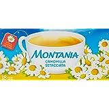 Montania - Camomilla Setacciata - 15 confezioni da 18 filtri [270 filtri]