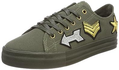 10ee9a2e984f7b Tamaris Damen 23633 Sneaker  Tamaris  Amazon.de  Schuhe   Handtaschen