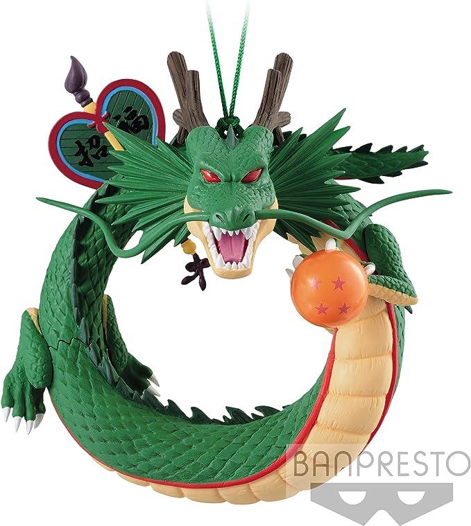 Ban Presto - Figurina Dragon Ball Z Sheron New Year 13 cm ...