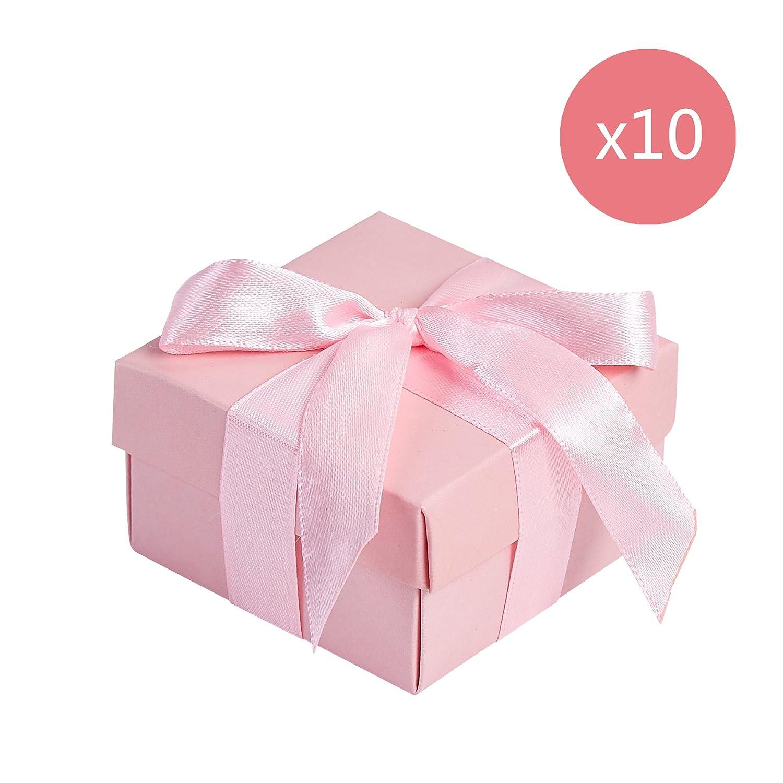 Amazon.com: Marry Acting 10pcs Party Wedding Favors Bag + 10pcs Silk ...