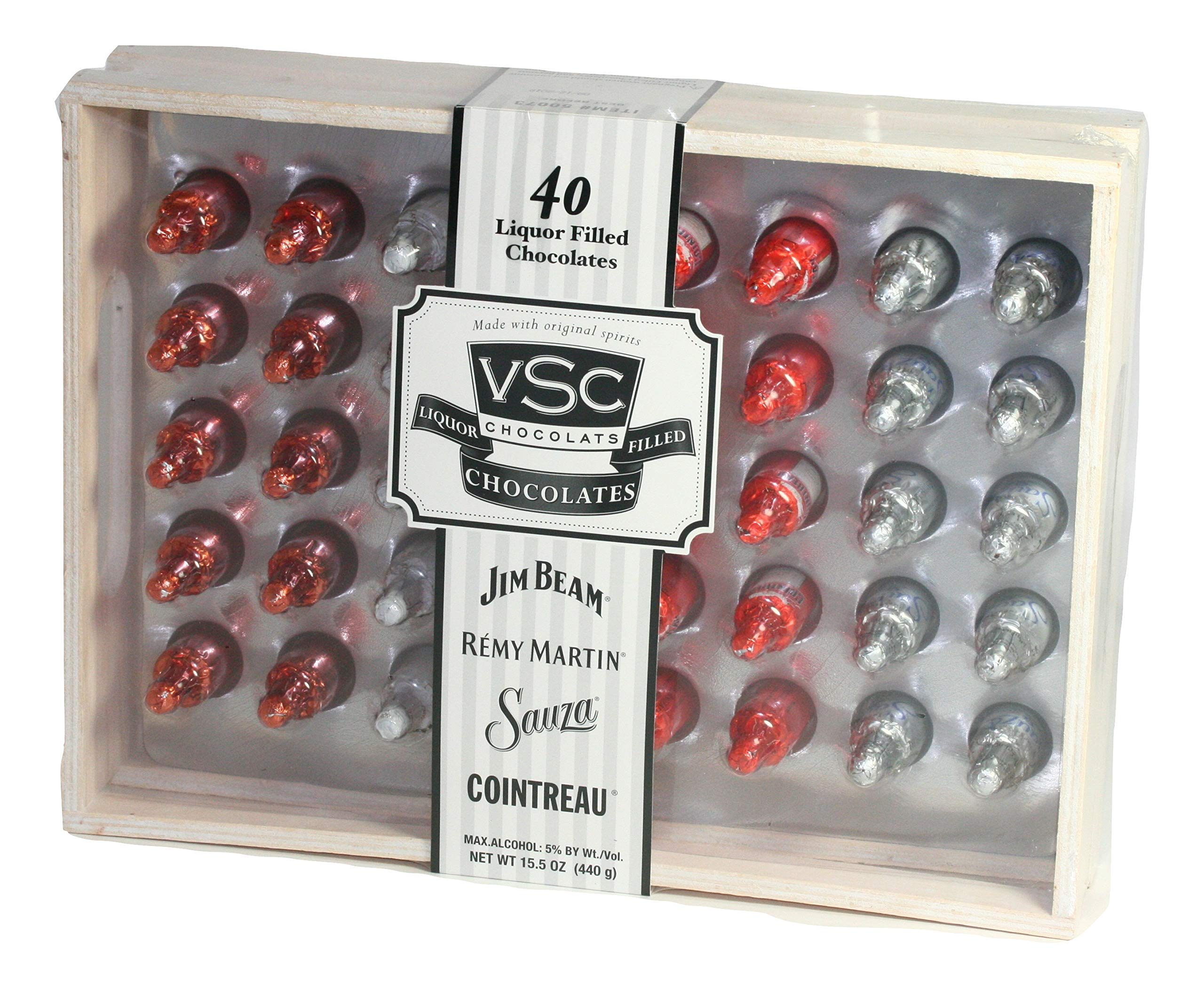 VSC Liquor Chocolates (40 ct.)  A1